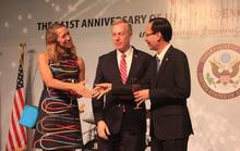 Quan hệ giữa Mỹ và Việt Nam đang gần gũi hơn