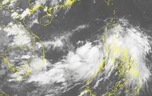Áp thấp nhiệt đới gây mưa dông mạnh trên vùng biển phía Nam