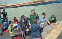 Cứu 2 ngư dân Philippines sau 7 ngày trôi dạt trên biển
