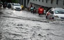 Truy tìm thủ phạm gây ngập đường Nguyễn Hữu Cảnh