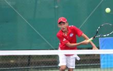 Nhiều tay vợt trẻ thế giới tranh tài ở TP HCM