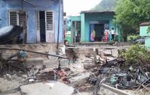 Đà Nẵng: Kè biển sạt lở, 54 nhà dân có nguy cơ bị cuốn trôi