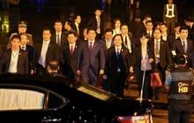 APEC 2017: Thủ tướng Nhật đến Đà Nẵng lúc 21 giờ