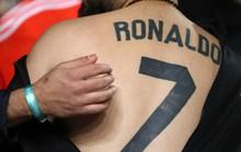 Sốc với hình xăm của fan cuồng Ronaldo