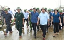 Thủ tướng, Phó Thủ tướng hủy họp, đi chỉ đạo ứng phó thiên tai