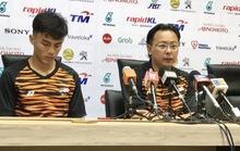 HLV Malaysia: Cứ gặp U22 Việt Nam, sân mới kín chỗ