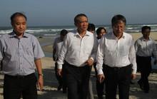 Bí thư Đà Nẵng: Bằng mọi giá phải giữ cho được bãi biển sạch, đẹp