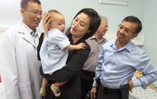 """Ông David Dương: """"Giúp người nghèo, trẻ bất hạnh là trách nhiệm của doanh nghiệp"""""""