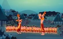 Dân mạng ngợi khen phim hoạt hình Con Rồng cháu Tiên