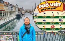 Thầy giáo Việt đi du lịch, lập bản đồ giá phở ở 43 nước