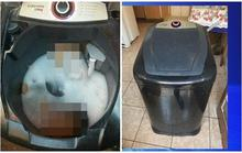 Lại thêm một bé trai chết trong máy giặt