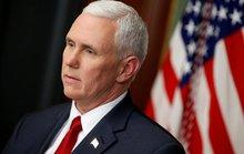 Phó Tổng thống Mỹ bị tố dùng email cá nhân bàn chuyện nhạy cảm
