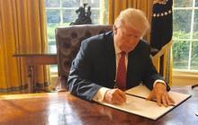 Ông Trump ký sắc lệnh nhập cư mới nhẹ đô hơn