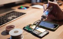 Bí mật nghề sửa smartphone ở Trung Quốc