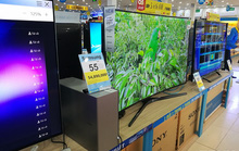 Vì sao TV ở siêu thị có hình ảnh đẹp lung linh về nhà thấy xấu?