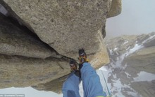 Mạo hiểm chinh phục đỉnh Sừng Quỷ cao 4.100 m