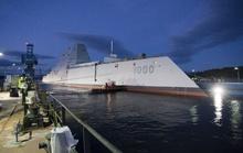 Trung Quốc phản đối siêu khu trục hạm Mỹ tới châu Á