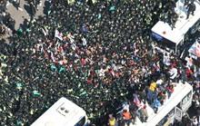 Bà Park bị phế truất, 2 người biểu tình thiệt mạng