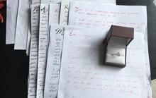 Lời cầu hôn bí mật trong 14 lá thư tình