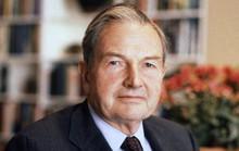 Tỉ phú thay tim 7 lần David Rockefeller qua đời ở tuổi 101