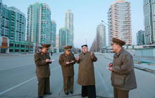 Triều Tiên thử động cơ tên lửa mới