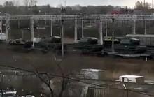 Nga gửi quân tới biên giới giáp Triều Tiên