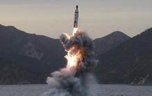 Triều Tiên dọa biến tàu ngầm Mỹ thành ma biển sâu