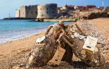Ủ rượu vang dưới... đáy biển ở Croatia