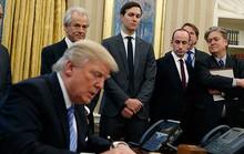Ông Trump sẽ bứng sạch 3 cố vấn cấp cao?