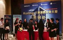 Nhà giàu Trung Quốc háo hức với thẻ xanh của nhà con rể TT Trump
