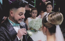 Chú rể gây xúc động dù thừa nhận yêu người khác ngay trong đám cưới