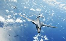 Không quân, hải quân Mỹ mài kỹ năng chiến đấu ở biển Đông