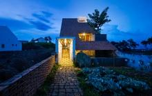 Nhà nhỏ trên cao nguyên Lâm Đồng đẹp như bước ra từ truyện cổ