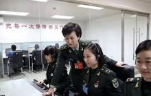 Biệt đội nữ kết nối điện thoại đỏ của lãnh đạo Trung Quốc