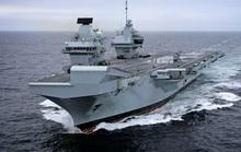 Chiến hạm Hải quân Hoàng gia Anh bẽ mặt vì drone