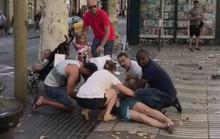 IS nhận trách nhiệm vụ khủng bố ở Barcelona