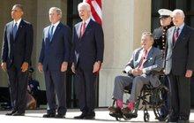 Năm cựu tổng thống Mỹ quyên góp giúp nạn nhân bão Harvey