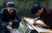 Chuyện thật ở ngôi làng làm ra những bức tranh… nửa tỉ