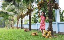 Vườn cây ăn trái 4 tỉ đồng như công viên của bà mẹ 2 con tại TP HCM