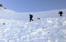 Bạn gái tử nạn trong lở tuyết, nhà leo núi nổi tiếng tự sát