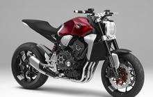 Những mẫu xe máy mới vừa ra mắt của Honda