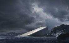 Mãn nhãn với nhà hàng 3 chìm 7 nổi bên bờ biển Na Uy