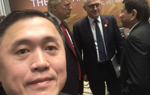 Những cuộc gặp chớp nhoáng bên lề APEC