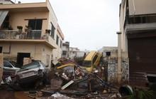 Hy Lạp: Lũ quét kinh hoàng, nhiều người chết kẹt trong nhà
