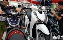Xe máy tăng vù vù, giá Honda SH chênh lệch hàng chục triệu đồng