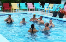 Khu nghỉ dưỡng dành riêng cho người thừa cân