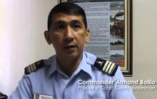 Philippines: Lật tàu trong mưa bão, hành khách chìm trong sóng dữ