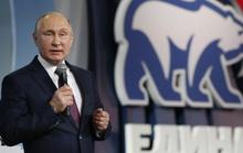 Ông Putin tuyên bố không đối xử với nước Nga như bà ngoại