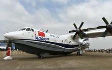 Trung Quốc bay thử thủy phi cơ lớn nhất thế giới