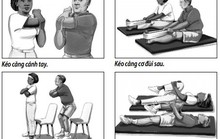 Tập để đẩy lùi biến chứng viêm khớp